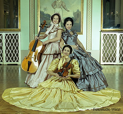 The Viennese Ladies Orchestra Johann Strauss